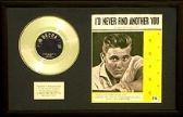 "BILLY FURY-7""Disc&songsheet-I'LL NEVER FIND ANOTHER YOU"